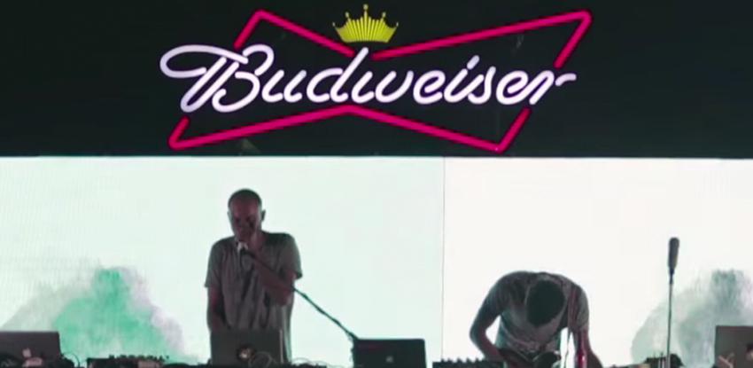 Budweiser - MADEStage
